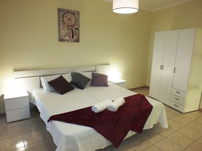 Photo for Sea View Apartment Single Beds with Swimming Pool