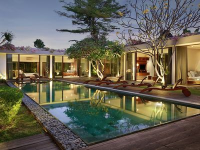 Photo for 3BR with Private Pool Ziva a Boutique Villa Seminyak