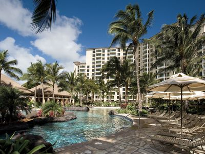 Photo for 1 Bedroom MV at Marriott's Ko Olina Beach Club June 29-July 6 2019