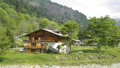 Photo for 2BR Chalet Vacation Rental in Gressoney-Saint-Jean, Valle d'Aosta