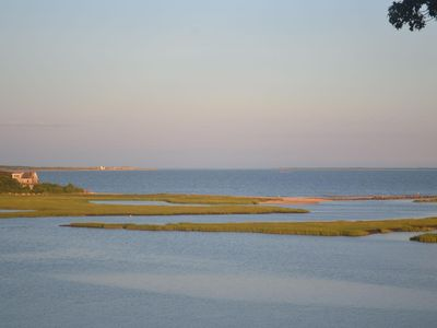 Photo for Ocean Front 3 Bedroom House in Chatham Cape Cod with great sunset views.