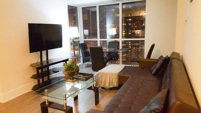 Photo for 2 BR+Den XL Condo across CN Tower & Convention Ctr