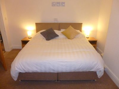 Photo for Beautiful Home from Home Two Bedroom Apartment in Crosby, Liverpool, UK