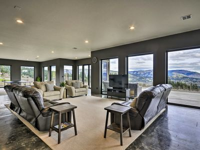 Photo for NEW! Luxury Home w/Views - 5 Min to Columbia River
