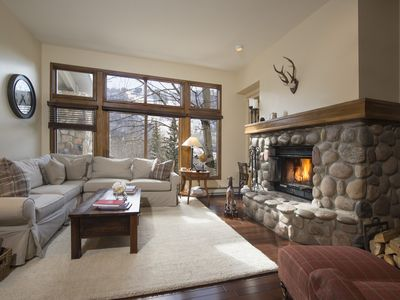 Photo for SKI IN/OUT~Beaver Creek! **Heated Pool & Hot Tub!  Heated floors, Walk to town!
