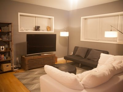 Photo for Spacious 2 bed 2 bath unit in downtown.