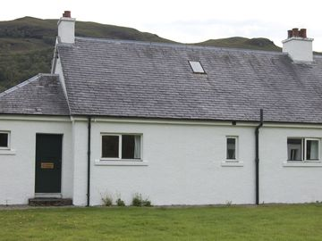 4 tranquil cottages private Highland estate, Strathcarron near Skye, West Coast - Strathan Cottage, Attadale, Strathcarron, Ross-shire