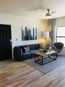 Photo for GORGEOUS - JUST REMODELED - Walk to grocery, restaurants, coffee, and shopping!
