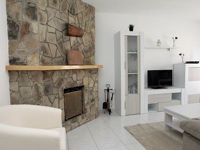 Photo for Apartment next to the Douro in the Sierra de Urbión for 4 people