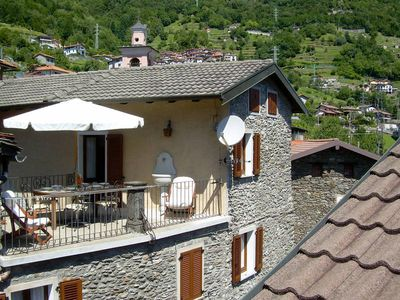 Photo for Vacation home Casa Piturina  in Musso (CO), Lake Como - 5 persons, 2 bedrooms