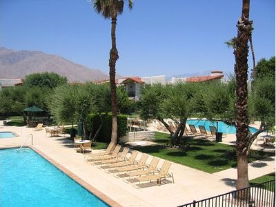 Photo for Beautiful Mountain View Condo with Tennis, Pool and Hot Tub