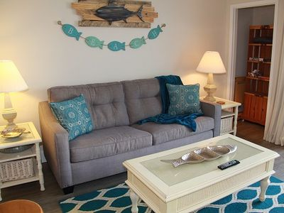 Photo for SB133. A BEAUTIFUL CUSTOMIZED REMODELED 2 BDRM 2 BATH CONDO, SUGAR SANDS