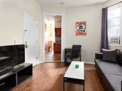 Photo for Cozy 2BR  2BA Apartment Close to NYC