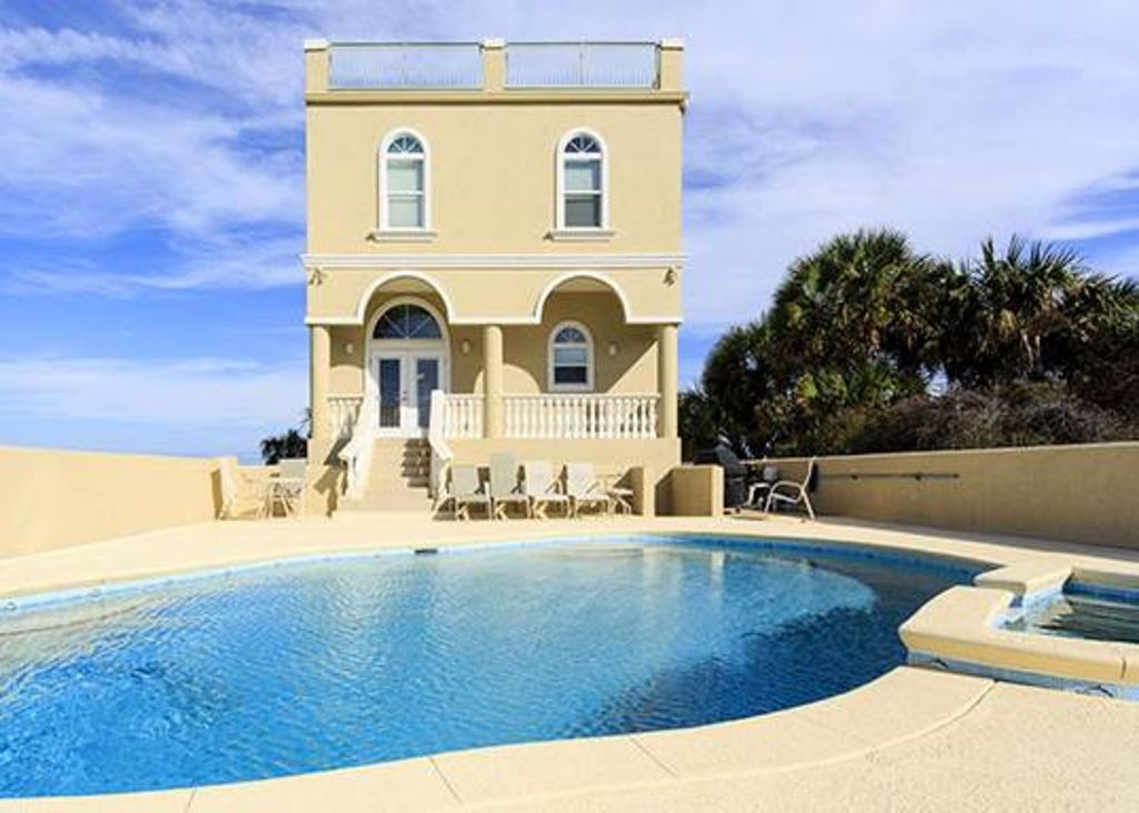 Daytona Beach House Rentals Oceanfront With Pool