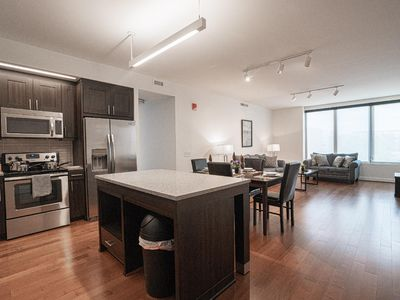 Photo for This apartment is a 1 bedroom(s), 2 bathrooms, located in DC, DC.