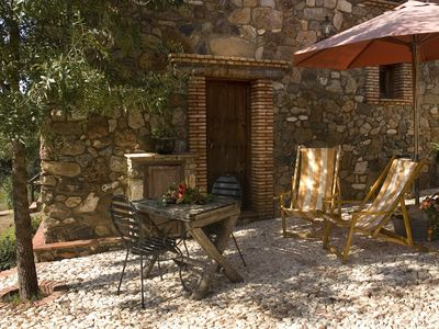 Photo for Self catering Molino Río Alájar for 2 people