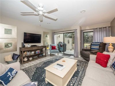 Photo for Greens 194, Updated 2 Bedrooms, Sleeps 7, Golf View, Large Pool