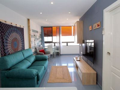 Photo for Apartment Trinisol II in Benidorm - 4 persons, 1 bedrooms