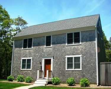 Photo for Lower Cape Escape - Contemporary Saltbox w/ Central AC