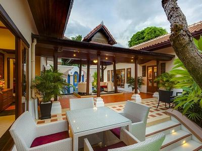 Photo for Holiday house Pattaya for 3 - 6 persons with 3 bedrooms - Holiday house