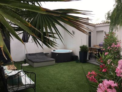 Photo for New luxury house, jacuzzi, parking, quiet, near beaches & shops
