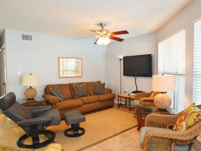 Photo for Sandpiper 7A ~ Enjoy the Pool and Beach Views ~ Bender Vacation Rentals