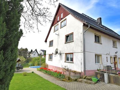 Photo for Holiday home in Saxon Switzerland - quiet location, big garden, grilling area