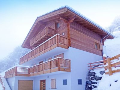 Photo for Super chalet built in 2013