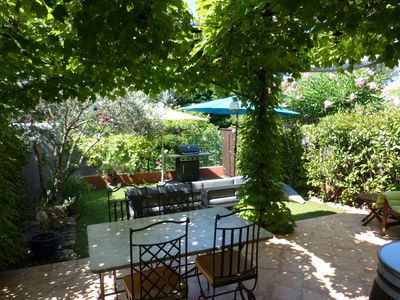 Photo for Nice air-conditioned house, quiet area near downtown Hyères