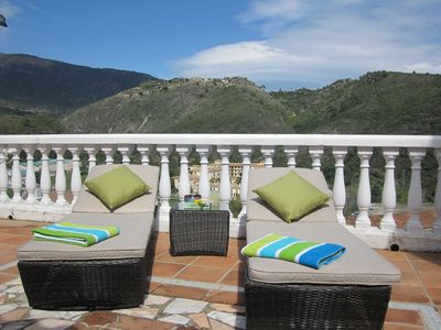 Photo for Casa Mirador - Rustic Spanish House In The Heart Of Benahavis Village