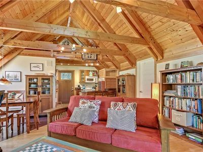 Photo for Romantic Cottage Perfect for a Couple or Family Getaway!