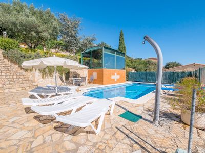 Photo for Club Villamar - Beautiful house with private pool in quiet surroundings offers a wonderful place ...