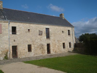Photo for renovated farmhouse 200 m from the Men-Du Beach