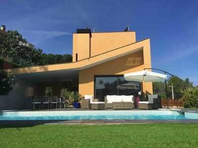 Photo for Villa Madre Piedra (private heated pool ) Stylish and Contemporary in Design