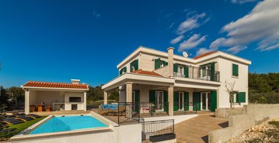 Photo for Villa Eni with outdoor pool
