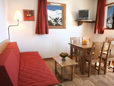 Photo for Residence Le Pra Palier *** - 3 rooms 6/8 people
