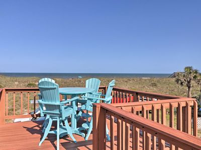 Photo for NEW-Amelia Island Cottage, Steps to Ocean & Dining