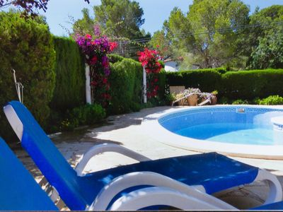 Photo for BIG FAMILY HOUSE WITH SWIMING-POOL, BBQ AND WIFI_TORRENT DEL PI