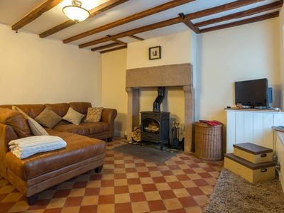 Photo for 18th Century Grade 2 Listed Cottage, Cromford nr Matlock Quality Holiday *4star*