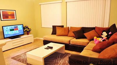Photo for ✦Awesome Location Near Disney/Universal! Cozy Home for Families/Group!✦