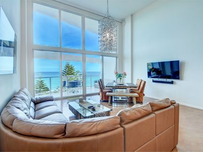 Photo for SUMPTUOUS OCEANFRONT Miami Beach Suite (2070 sq. ft. / 192 m2)