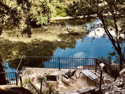 Cottage on the Comal Springs - Long term rentals - New Braunfels