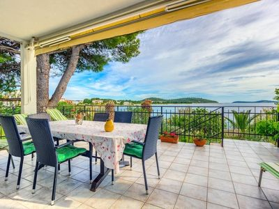 Photo for Apartment Lidi  A1-prizemlje(4+2)  - Rogoznica, Riviera Sibenik, Croatia