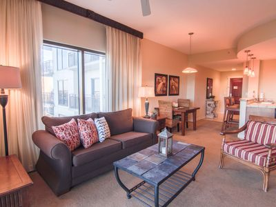 Photo for Beautifully decorated 1 bedroom updated @ Origin, Sleeps 4!