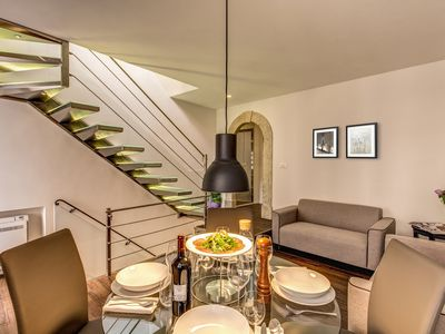 Photo for LUXURY SUITE GIULIA, STUNNINGLY REFINED APARTMENT IN THE CENTRE OF ROME!
