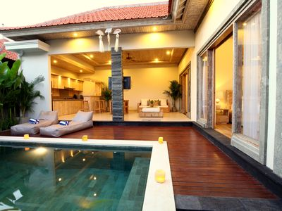 Photo for New Villa in Canggu, be my first guest!