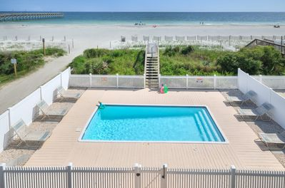 POOL TIME! Family Memories!  Private pool for your use. Heat for additional $300