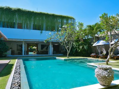 Photo for Stylish & Elegant 8 Bedroom Luxury Villa, Seminyak