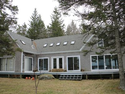 Photo for Setting Sun Cottage - One of Deer Isle's most Beautiful Spots