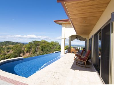 Photo for New Listing!!  Luxury Ocean View Home with Breathtaking Views of Playa Hermosa